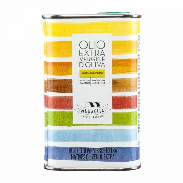 Muraglia | Olivenöl | Regenbogen Dose | 250ml
