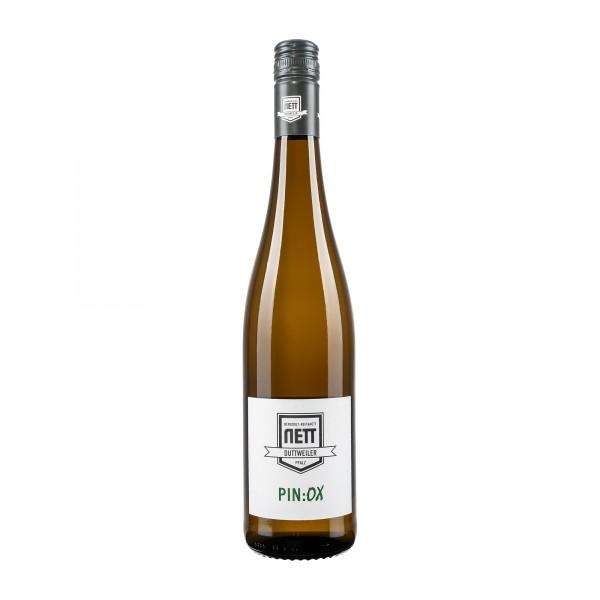 Nett   PIN:OX   Weißweincuvée   2019