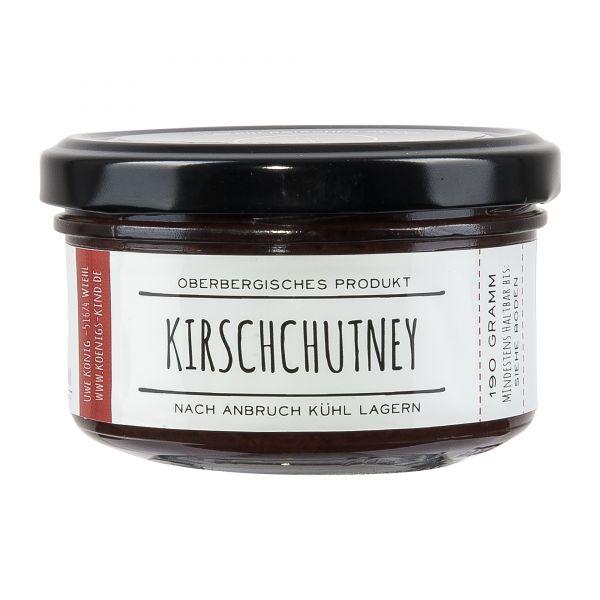 Königskind   Kirsch Chutney   190g