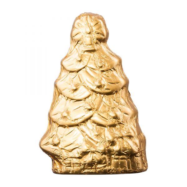 Fesey   Schoko Weihnachtsbaum gold   40g