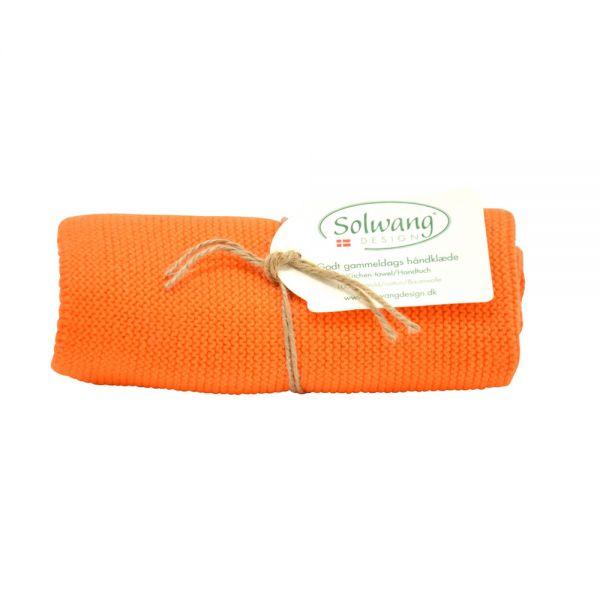 Solwang   Handtuch   Orange   H12