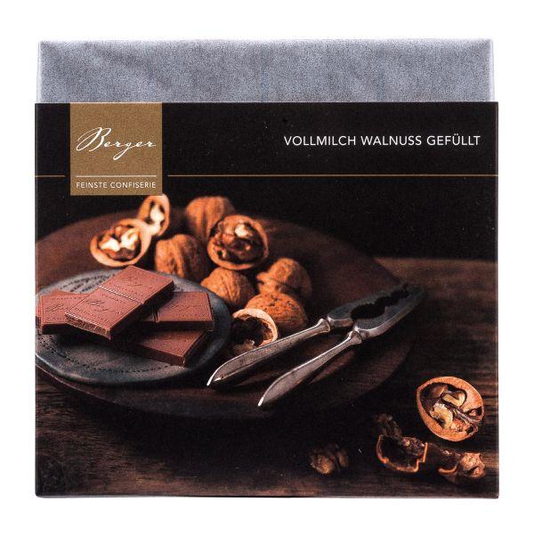 Berger Schokolade | Vollmilch Walnuss [FAIR]
