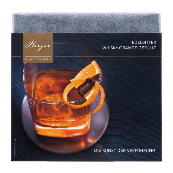Berger Schokolade | Whisky Orange