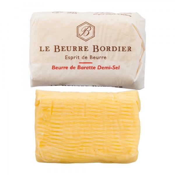 Bordier | Bretonische Fassbutter leicht gesalzen | 125g
