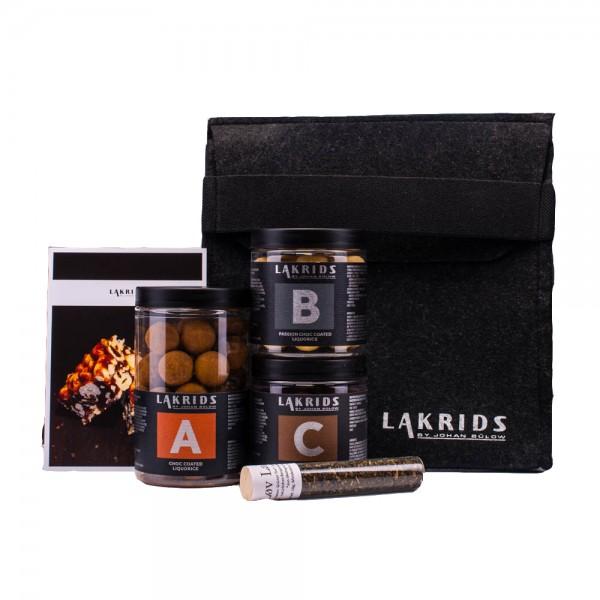 Lakrids by Johan Bülow Das Lakrids ABC Geschenk