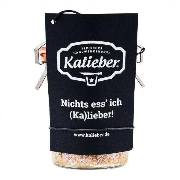 Kalieber Kräuter Leberwurst vom Bunten Bentheimer Schwein