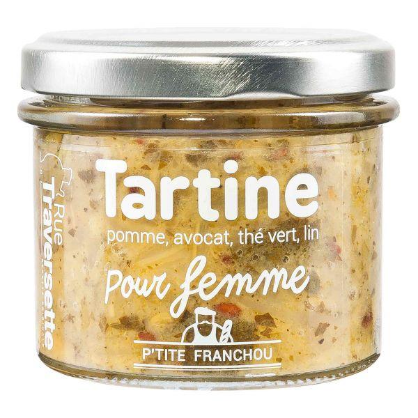 Rue Traversette Tartine für Madame