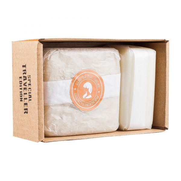 Castelbel Haarseife | Gentlewomen's Mandarin | 120g +50g