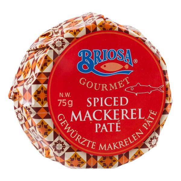 Briosa Gourmet | Makrelen Paté | 75g