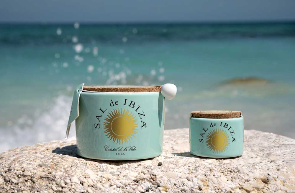 Sal de Ibiza Salz am Meer