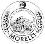 Morelli Pasta mit dem Weizenkern