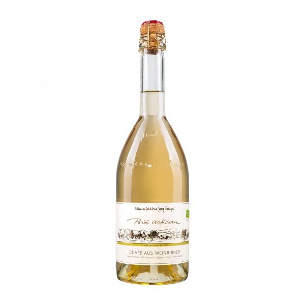Manufaktur Jörg Geiger | Cuvée aus Weinbirnen | Birnenschaumwein