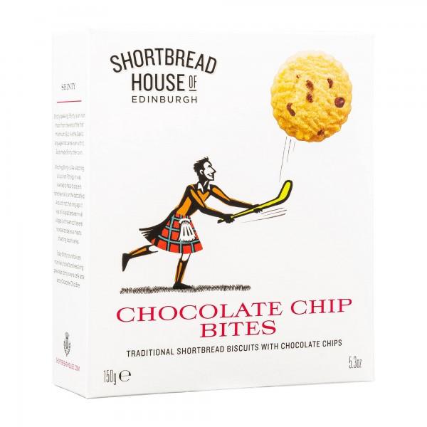 Shortbread House | Choc Chip Bites