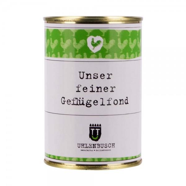 Uhlenbusch Manufaktur Unser feiner Geflügelfond