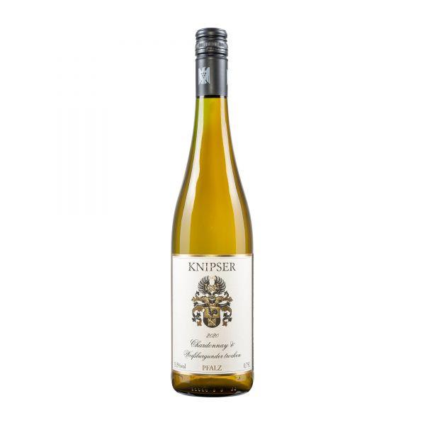 Knipser | Chardonnay Weißburgunder | 2020