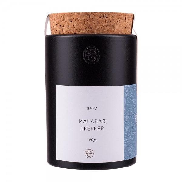Pfeffersack und Soehne Malabar Pfeffer Keramikdose 60g