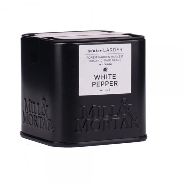 Mill & Mortar Weisser Pfeffer aus Sri Lanka [BIO]