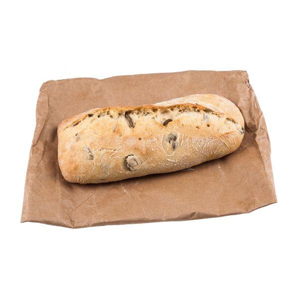 Ciabatta Brot mit Oliven   350g