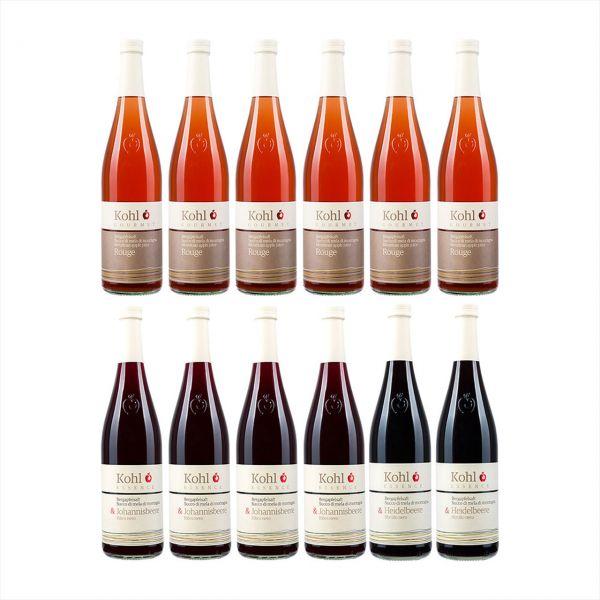 Kohl | Apfelsaft Ruby Red 12er Paket