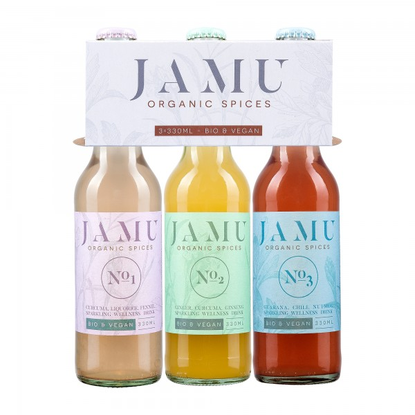 Jamu Alkoholfrei 3er Set