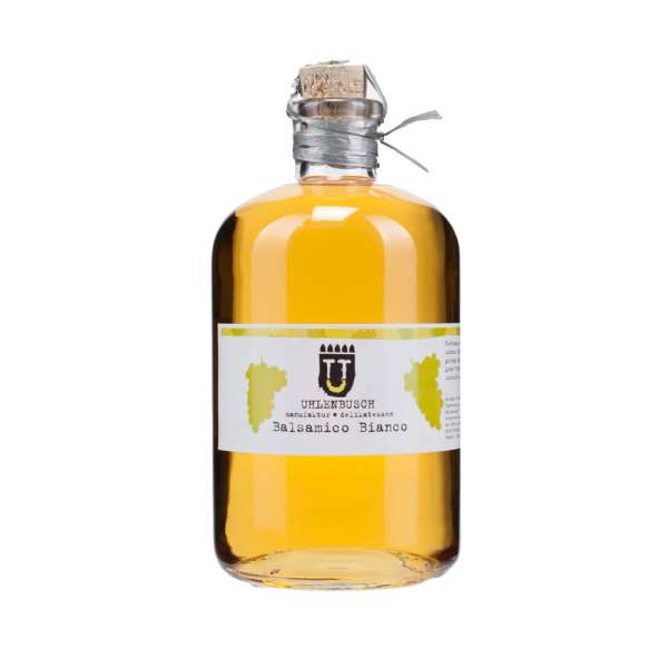 Uhlenbusch Manufaktur Balsamico Bianco 1000 ml