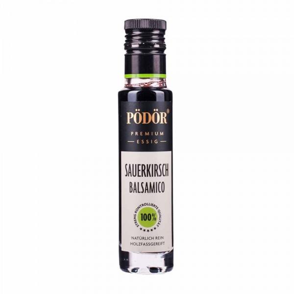 Pödör | Sauerkirsch Balsamico | 100 ml