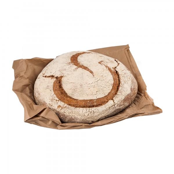 Brot Poilane aus Sauerteig