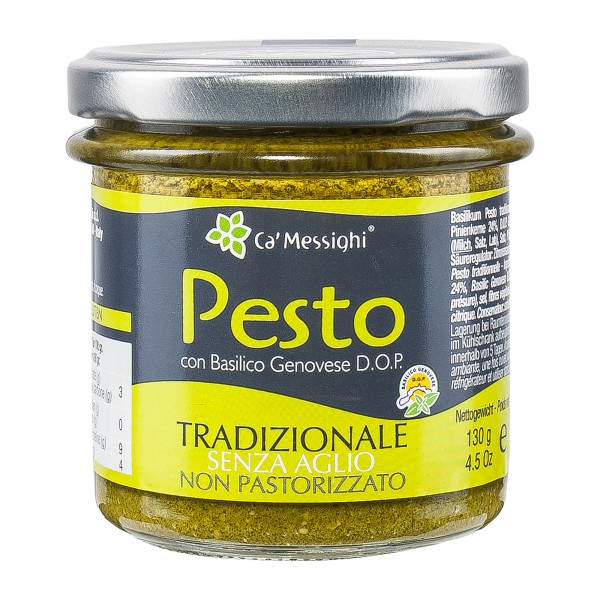 Ca' Messighi | Pesto Genovese DOP ohne Knoblauch