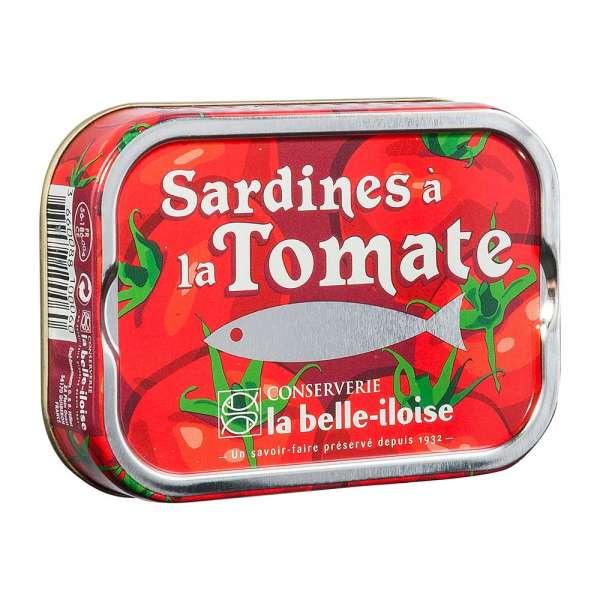 La belle-iIloise | Sardinen in Tomatensauce | 115g