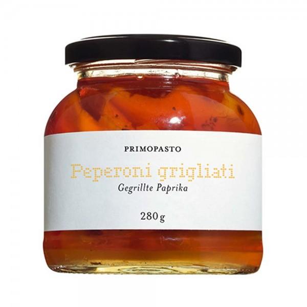 Primopasto | Gegrillte Paprika
