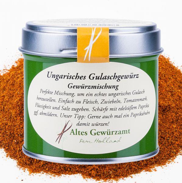 Ingo Holland | Ungarisches Gulaschgewürz | 75g