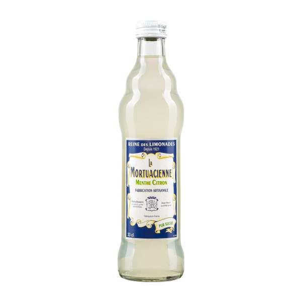 La Mortuacienne | Limonade Menthe Citron 330ml