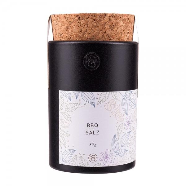 Pfeffersack und Soehne | BBQ Salz Keramikdose | 80g