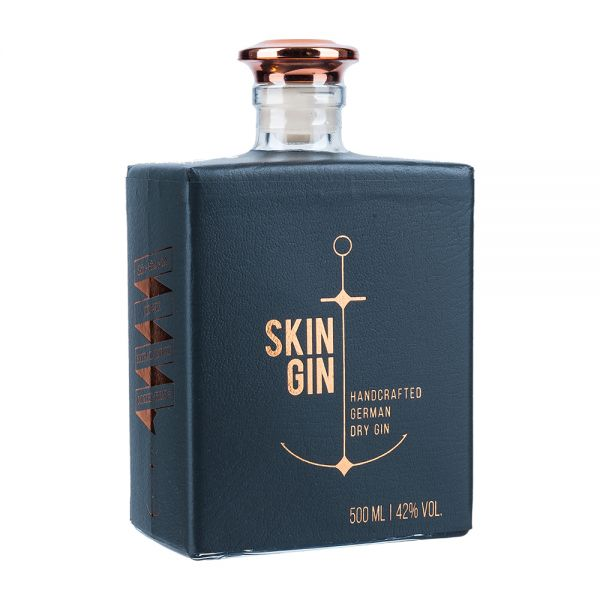 Skin Gin | Anthracite Grey | 500ml