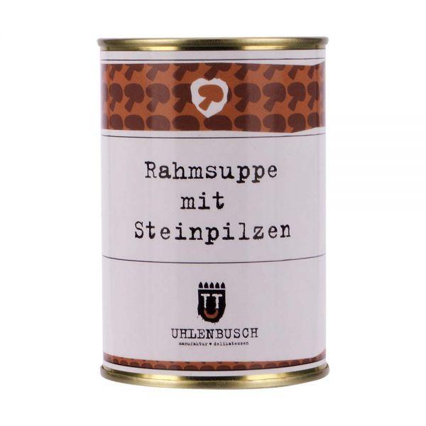 Manufaktur U | Rahmsuppe mit Steinpilzen | 400g