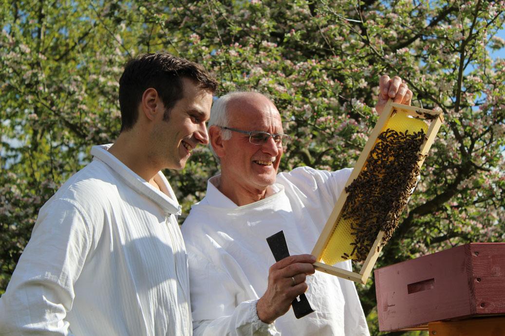 Honig kaufen die Honigwanderer