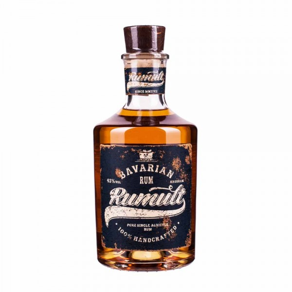 Rumult | Bavarian Rum 43% | 700 ml