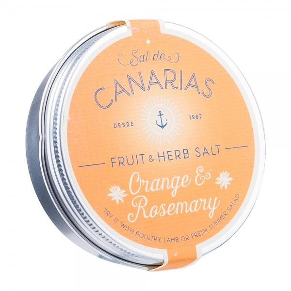 Sal de Canarias Meersalz Orange & Rosmarin