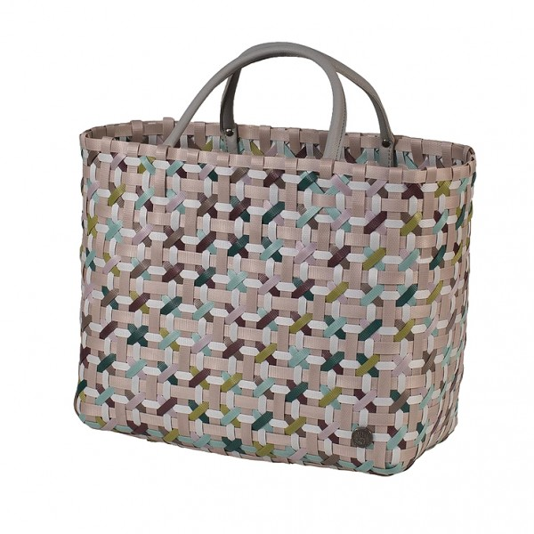 Handed By Blossom Shopper Multimix on Nude