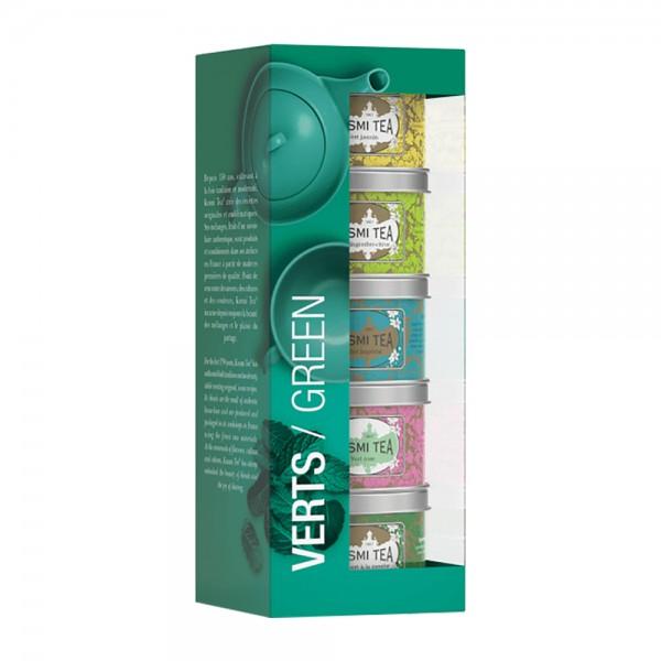Kusmi Tee | Green Teas | Miniaturen