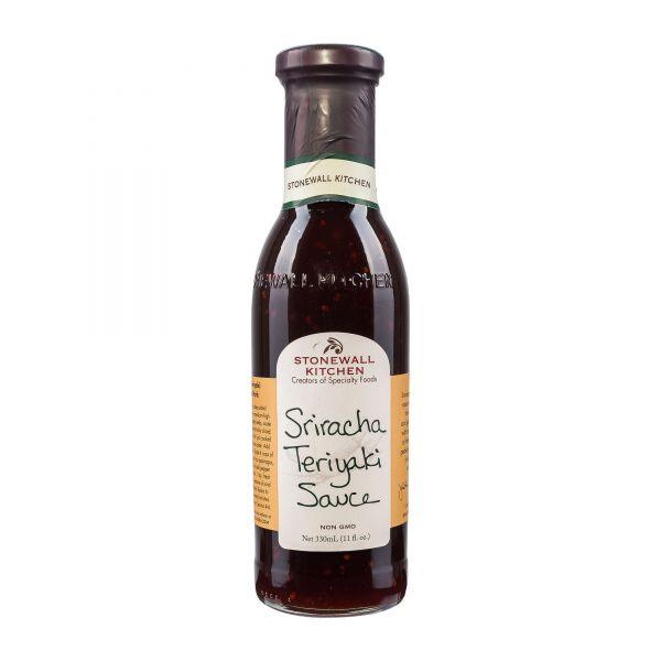 Stonewall Kitchen | Sriracha Teriyaki Sauce | Marinade