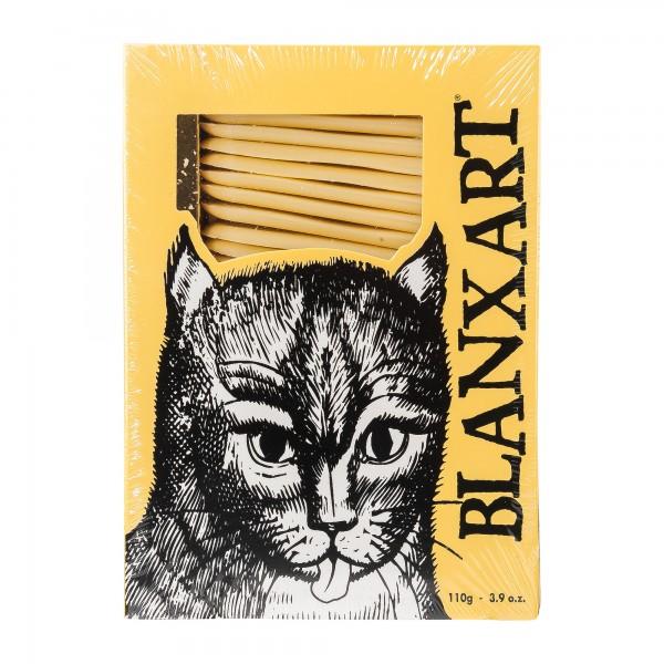 Blanxart | Katzenzungen aus weißer Schokolade | 110g