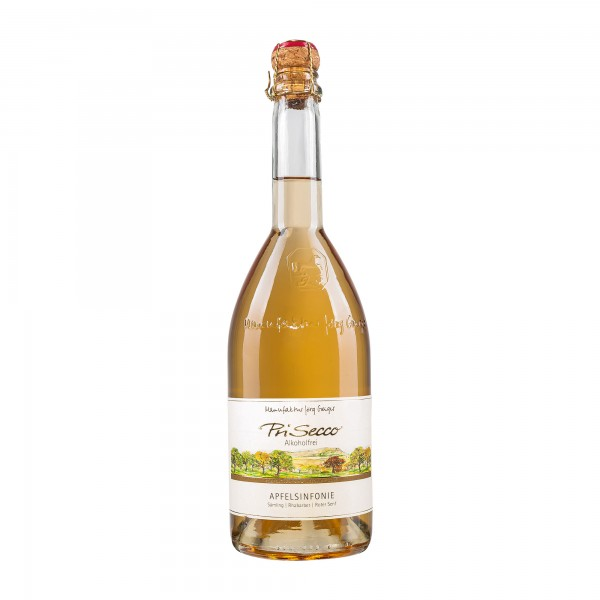 Prisecco | Apfelsinfonie | alkoholfrei