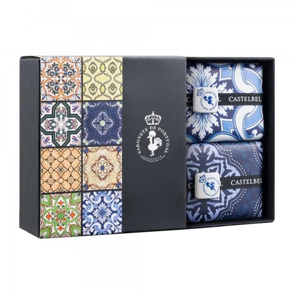 Castelbel | Azulejo | Duftseife | 2er Geschenk Set