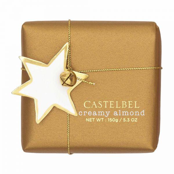 Castelbel | Duftseife | Creamy Almond mit Glöckchen | 150g