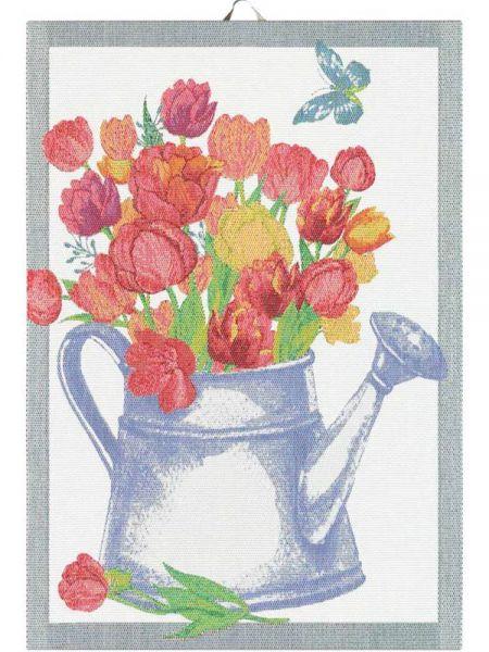 Ekelund | Blomsterkanna Handtuch | 35x50cm