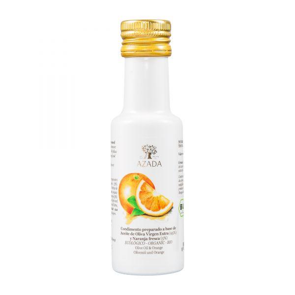 Azada | Olivenöl mit Orange | 100ml