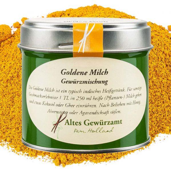 Ingo Holland | Goldene MIlch