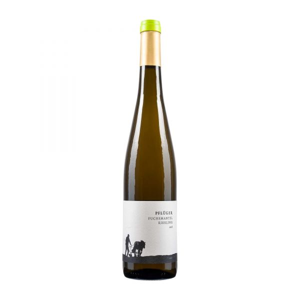 Pflüger Wein   Fuchsmantel Riesling   2018