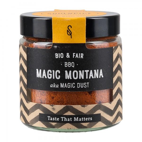 Soul Spice Gewürze | BBQ Magic Montana 65g [BIO] [FAIR]